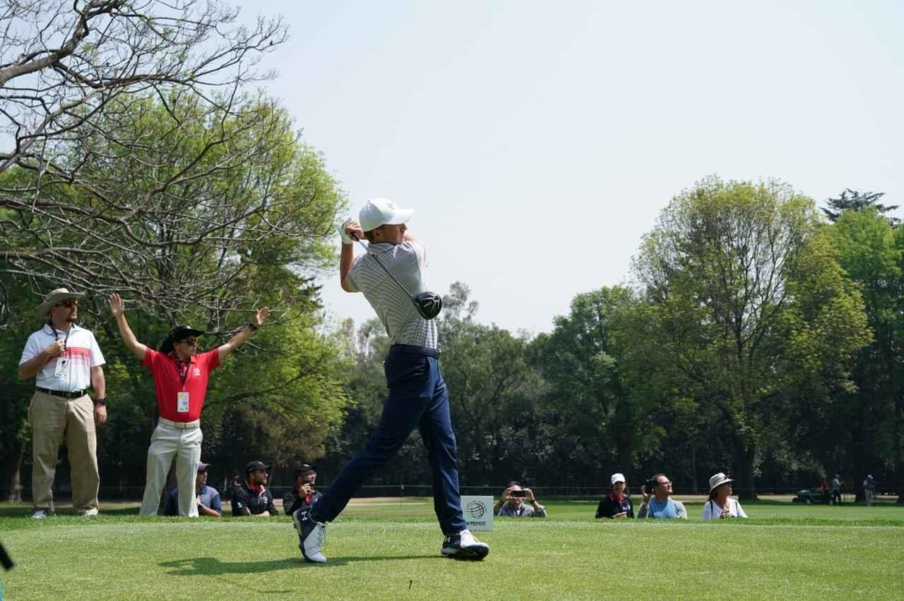 Images : 17番目の画像 - ジョーダン・スピースのドライバー連続写真 - みんなのゴルフダイジェスト