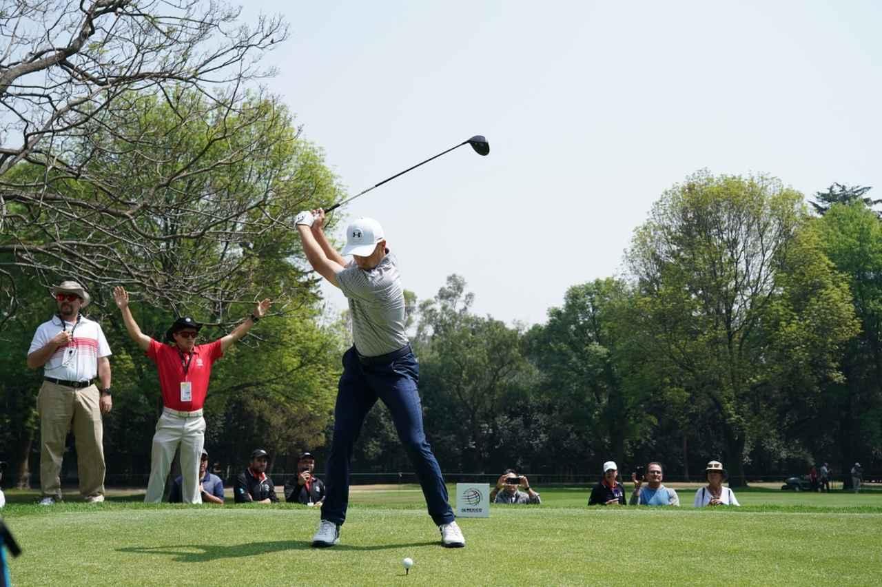 Images : 7番目の画像 - ジョーダン・スピースのドライバー連続写真 - みんなのゴルフダイジェスト
