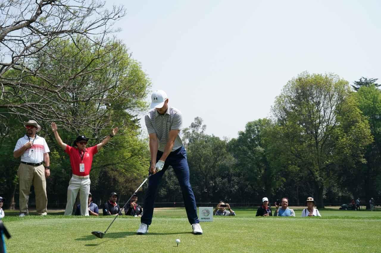 Images : 2番目の画像 - ジョーダン・スピースのドライバー連続写真 - みんなのゴルフダイジェスト