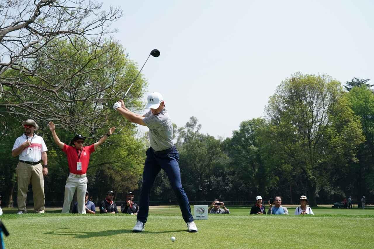 Images : 6番目の画像 - ジョーダン・スピースのドライバー連続写真 - みんなのゴルフダイジェスト