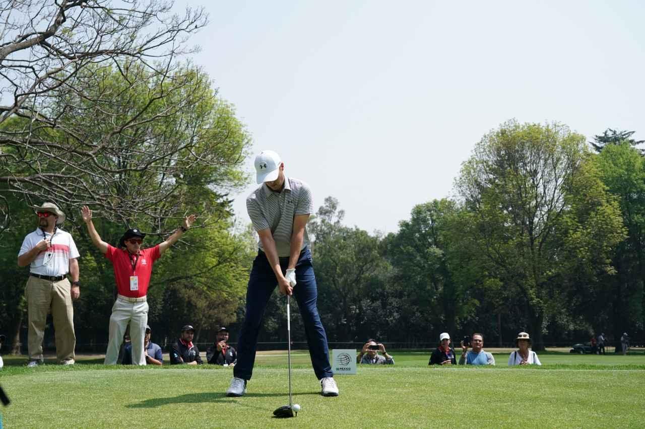 Images : 1番目の画像 - ジョーダン・スピースのドライバー連続写真 - みんなのゴルフダイジェスト
