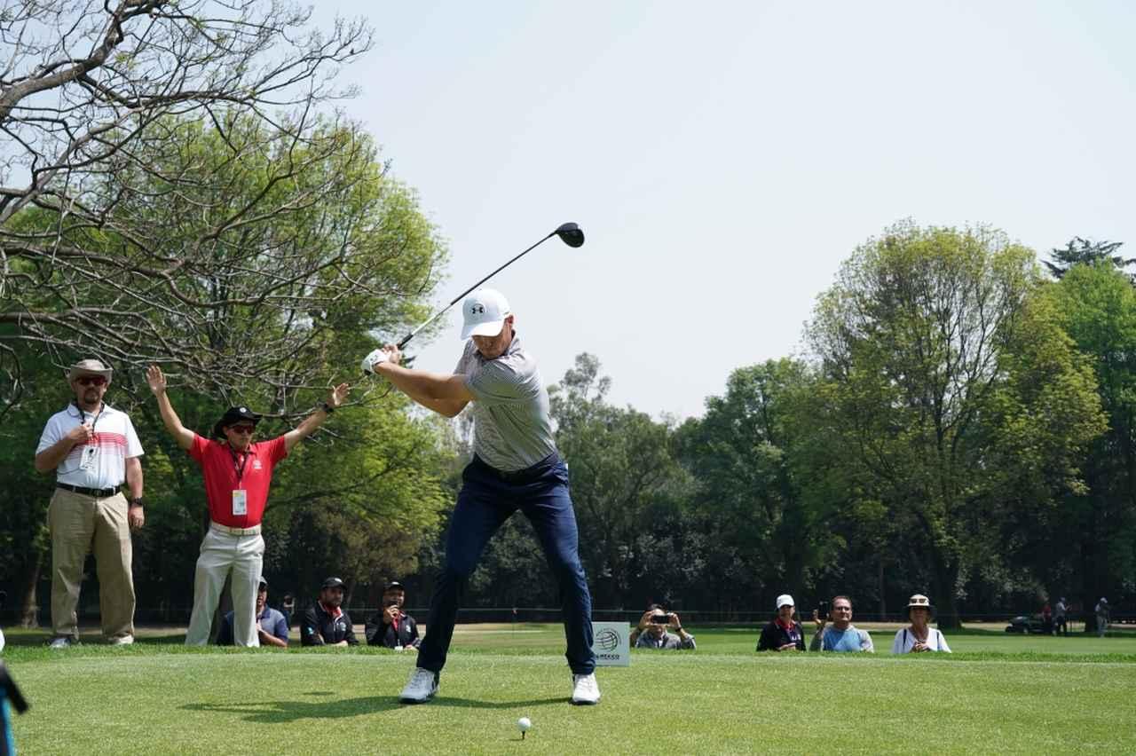 Images : 11番目の画像 - ジョーダン・スピースのドライバー連続写真 - みんなのゴルフダイジェスト