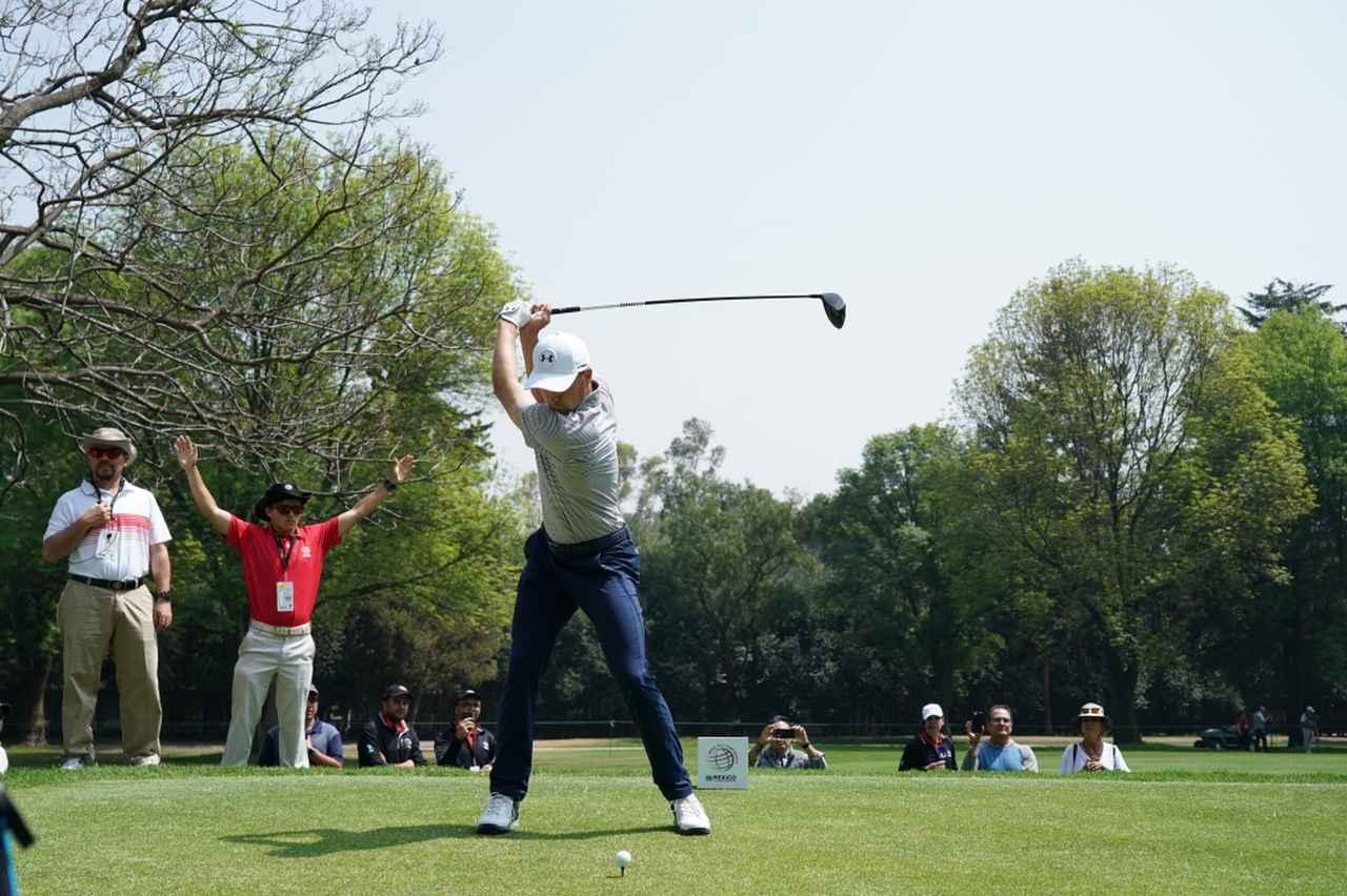 Images : 8番目の画像 - ジョーダン・スピースのドライバー連続写真 - みんなのゴルフダイジェスト