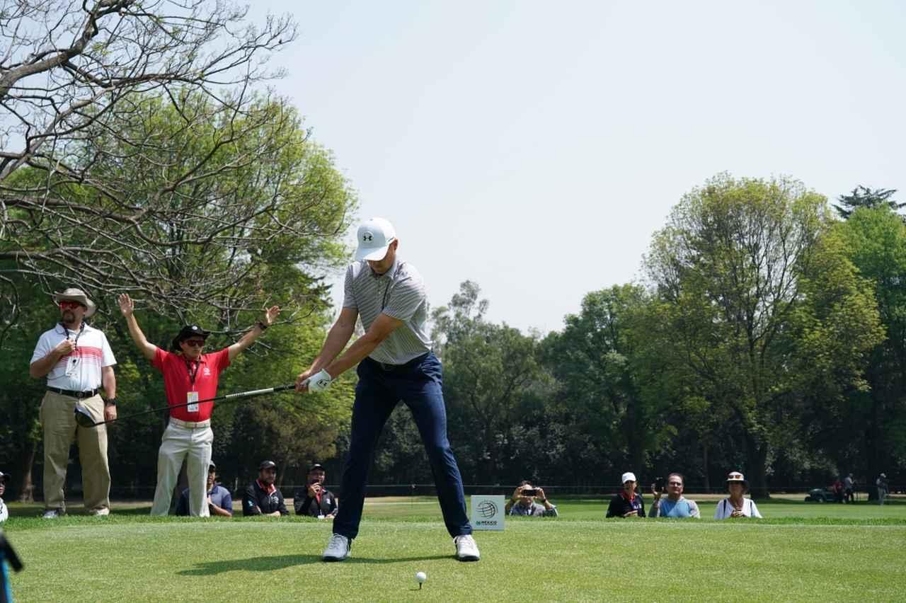 Images : 3番目の画像 - ジョーダン・スピースのドライバー連続写真 - みんなのゴルフダイジェスト