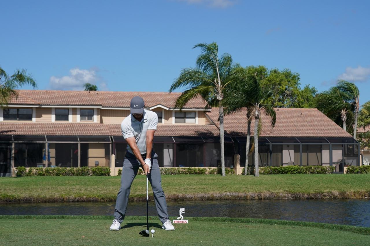 Images : 1番目の画像 - ローリー・マキロイのドライバー連続写真 - みんなのゴルフダイジェスト