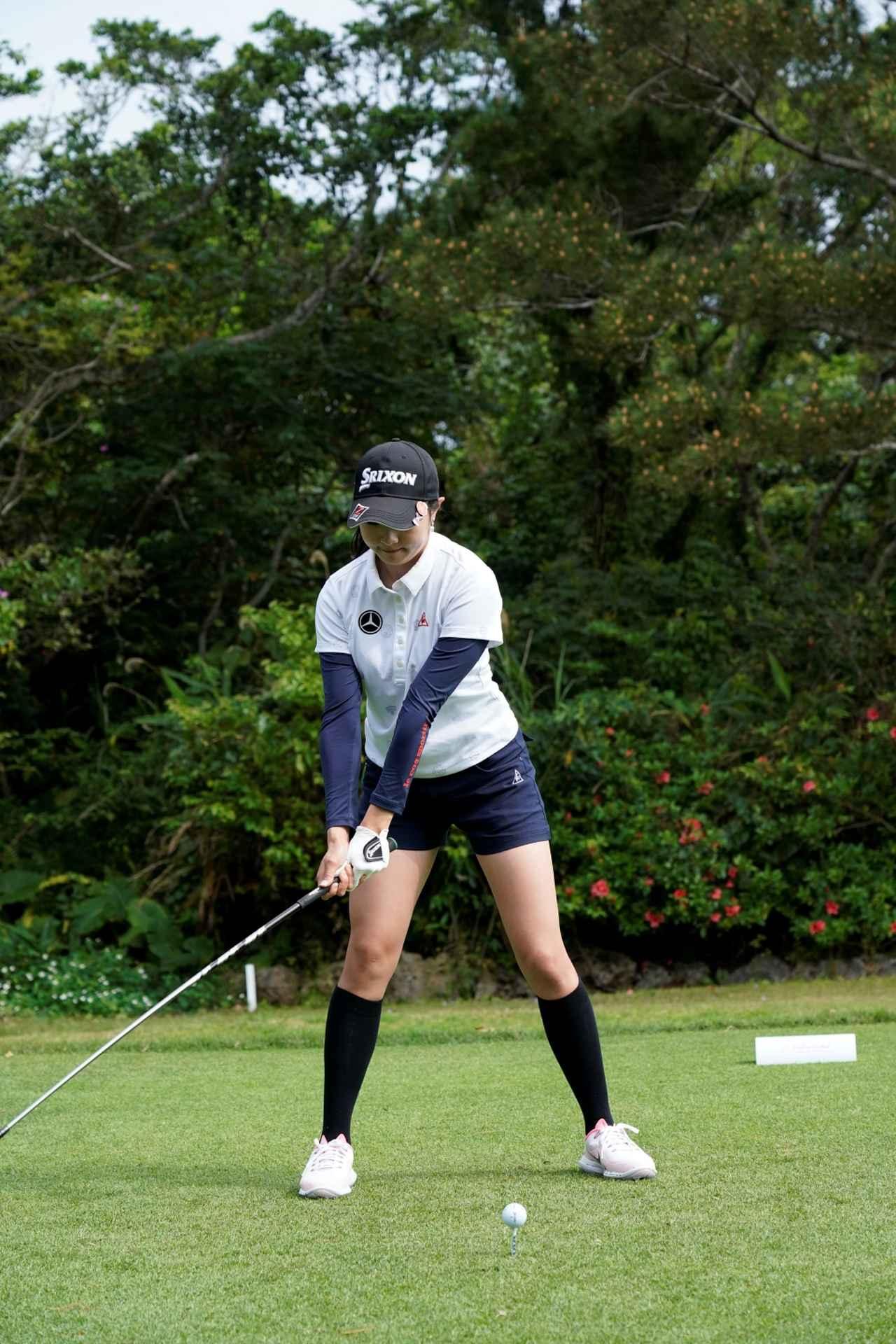 Images : 3番目の画像 - 三浦桃香のドライバー連続写真 - みんなのゴルフダイジェスト