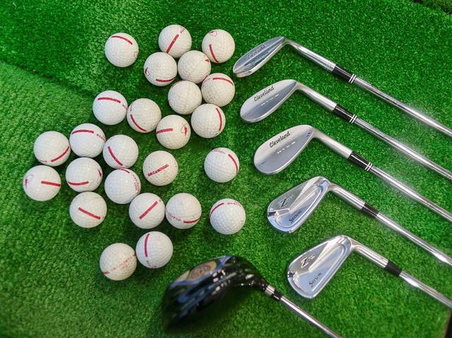 画像: 常連のトップアマAさんは、コースでラウンドしているときの状況を想定して目標やクラブを1球ごとに変えながら練習しているそうだ(写真はイメージ)