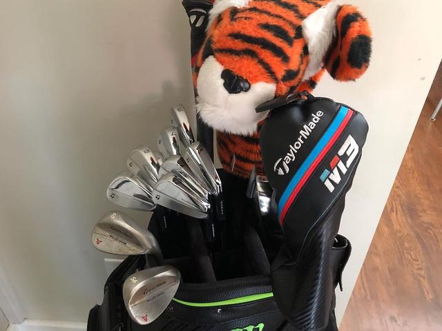 画像1: Tiger WoodsさんはInstagramを利用しています:「Excited to be back at The Memorial. New @taylormadegolf #MGwedge going in the bag this week.」 www.instagram.com
