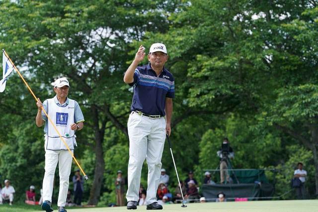 画像: 「日本ゴルフツアー選手権」の卒業を表明した中嶋