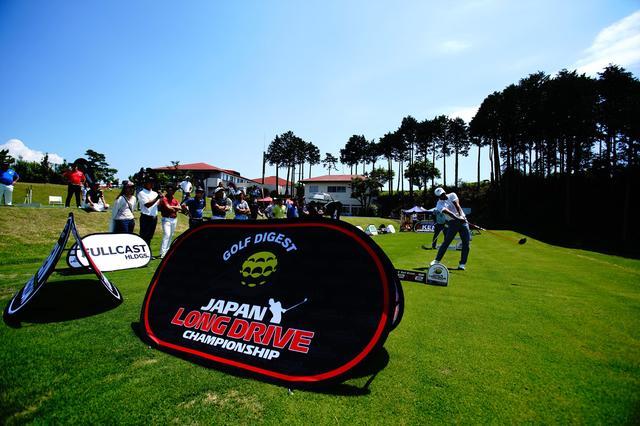 画像: 6月2日(土)に開催された「ゴルフダイジェスト ジャパン ロングドライブ チャンピオンシップ 2018」(通称・ドラコン日本選手権)の予選。熱い戦いが繰り広げられた