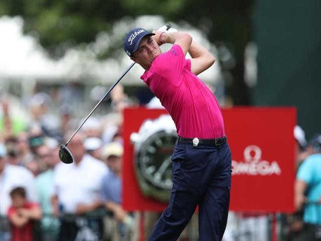 画像: ドライバーが武器のジャスティン・トーマス。2017年は全米プロゴルフ選手権優勝をはじめ、年間5勝を挙げ世界ランク1位に(写真は2017年の全米プロゴルフ選手権 撮影/姉崎正)