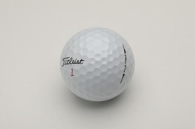 """画像: プロV1と並び、多くのプロに愛されるツアーボールの代名詞「プロV1x」。スピースとトーマス、ライバル二人の""""共通点""""だ"""