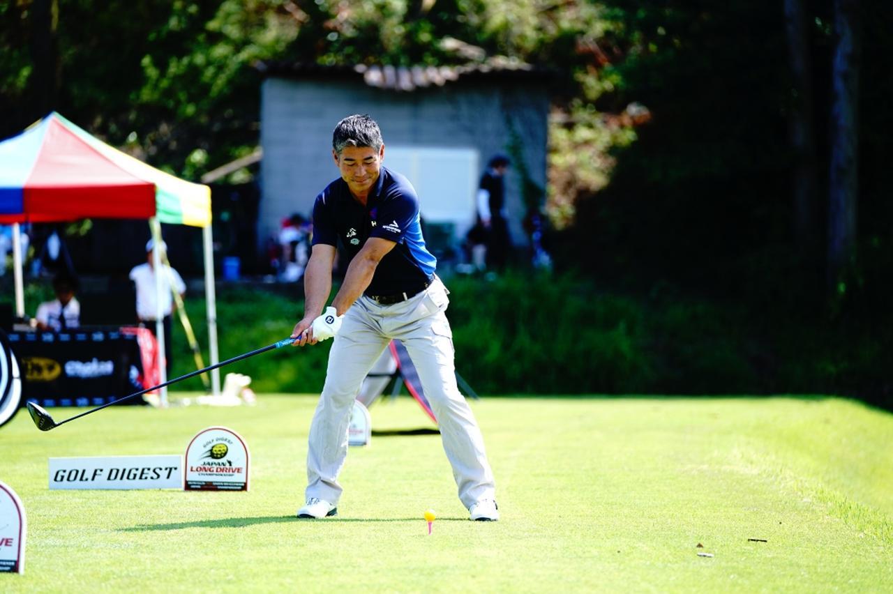 Images : 4番目の画像 - 白石康次郎のドライバー連続写真 - みんなのゴルフダイジェスト
