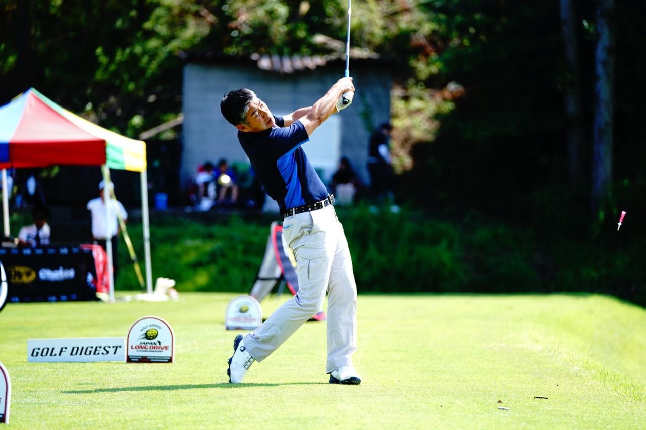 Images : 15番目の画像 - 白石康次郎のドライバー連続写真 - みんなのゴルフダイジェスト