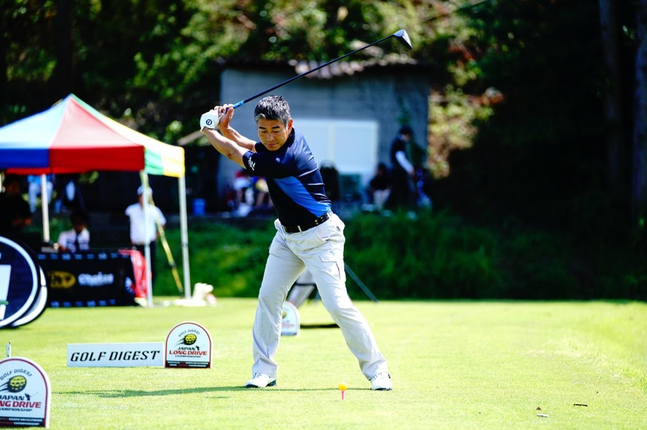 Images : 9番目の画像 - 白石康次郎のドライバー連続写真 - みんなのゴルフダイジェスト
