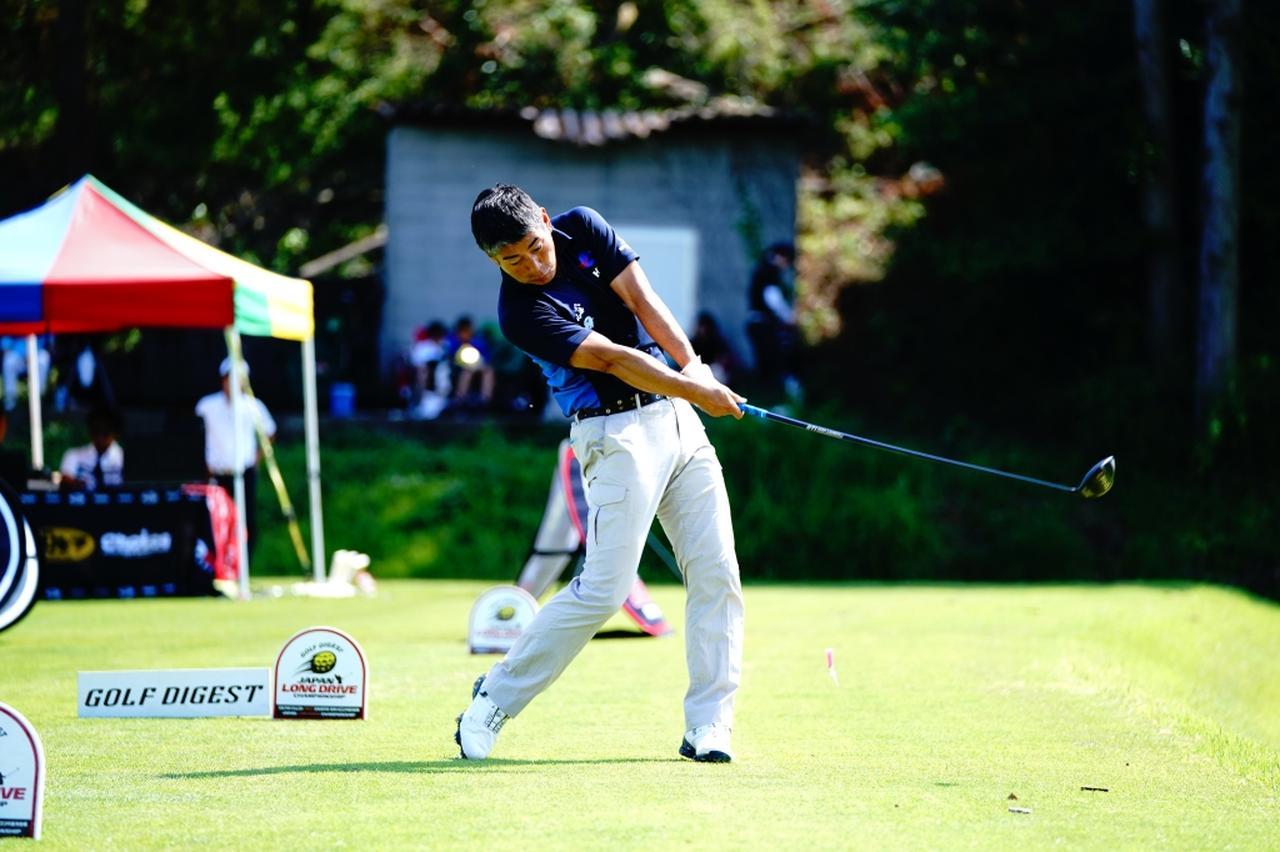 Images : 14番目の画像 - 白石康次郎のドライバー連続写真 - みんなのゴルフダイジェスト