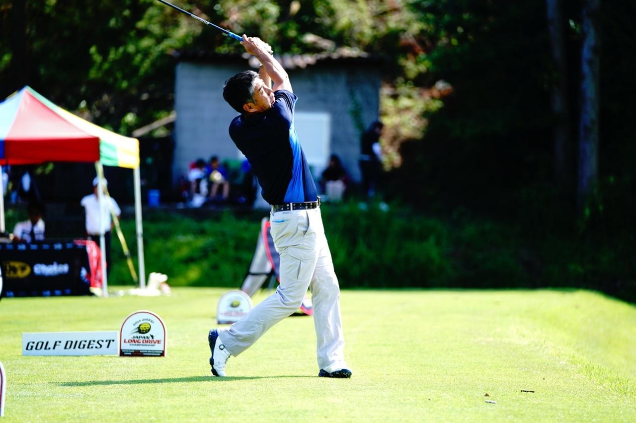 Images : 16番目の画像 - 白石康次郎のドライバー連続写真 - みんなのゴルフダイジェスト