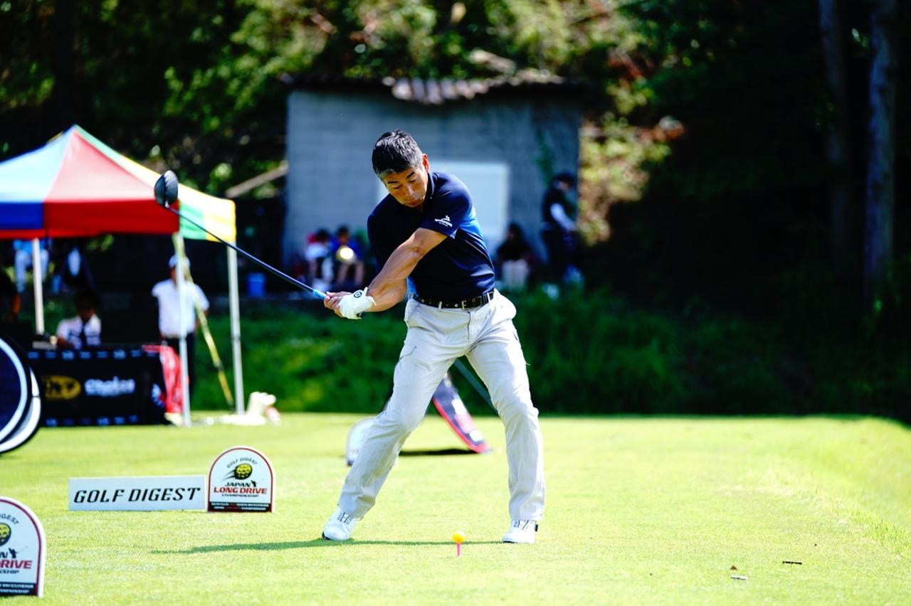 Images : 13番目の画像 - 白石康次郎のドライバー連続写真 - みんなのゴルフダイジェスト