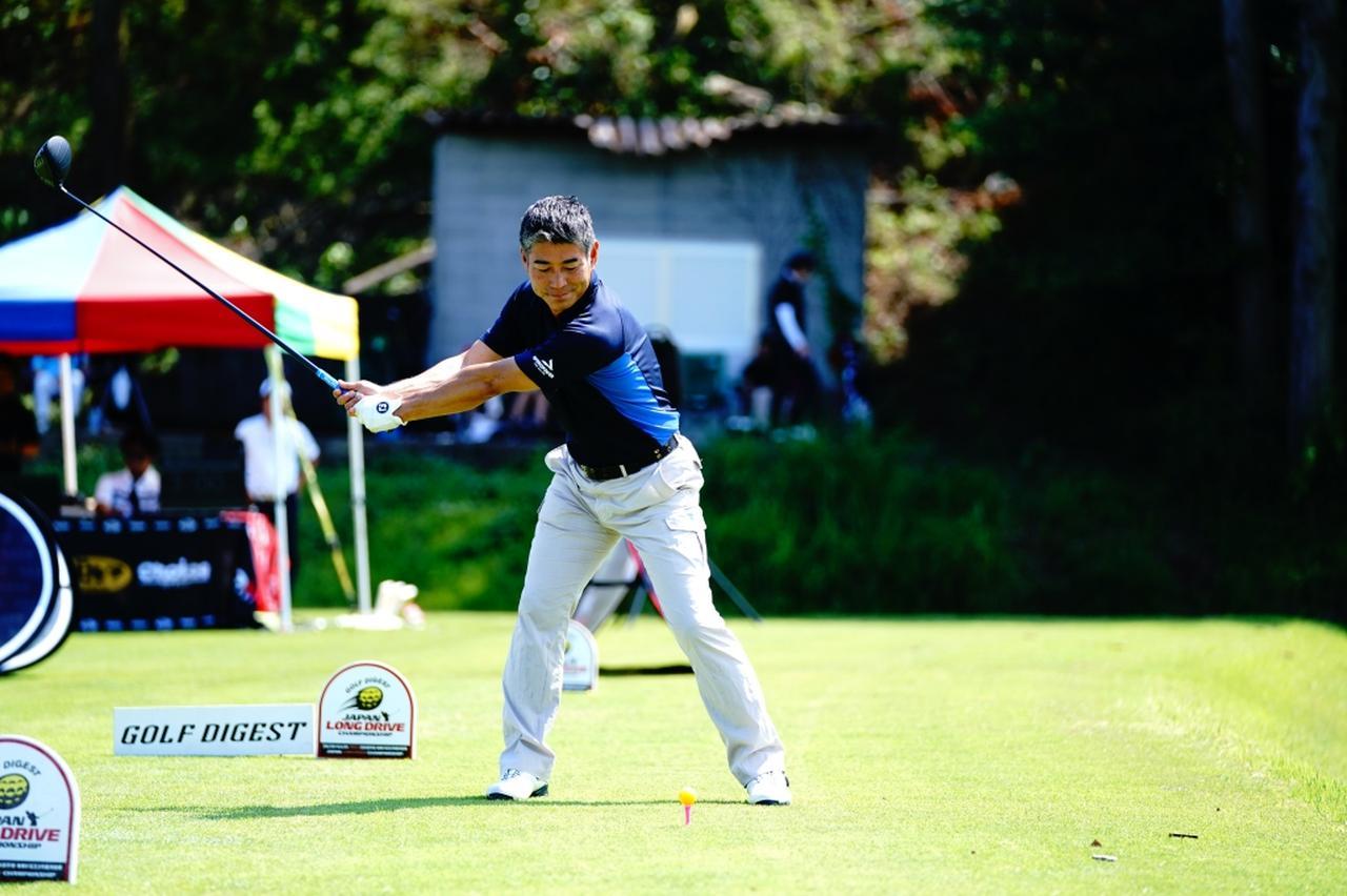 Images : 6番目の画像 - 白石康次郎のドライバー連続写真 - みんなのゴルフダイジェスト