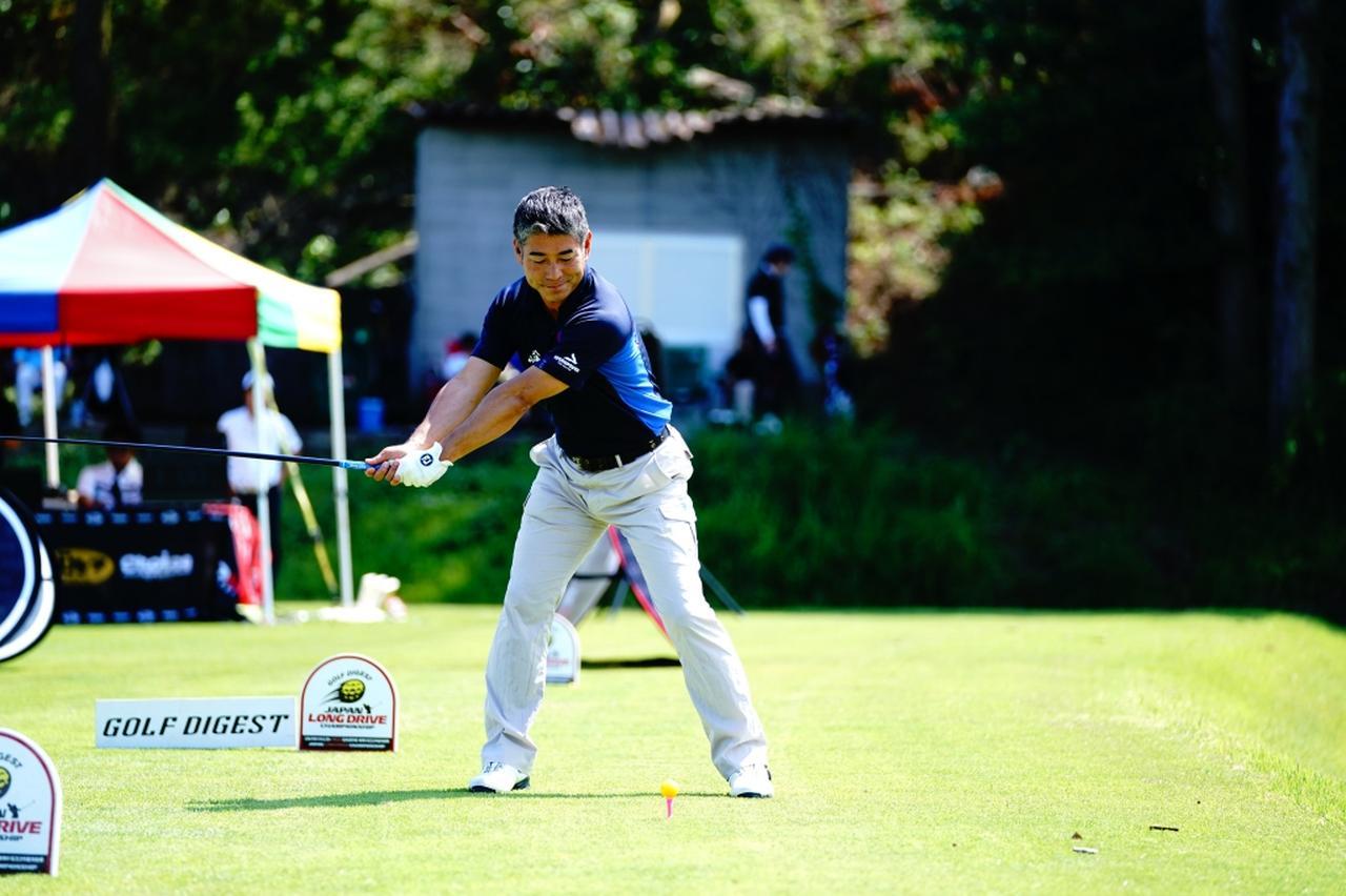 Images : 5番目の画像 - 白石康次郎のドライバー連続写真 - みんなのゴルフダイジェスト