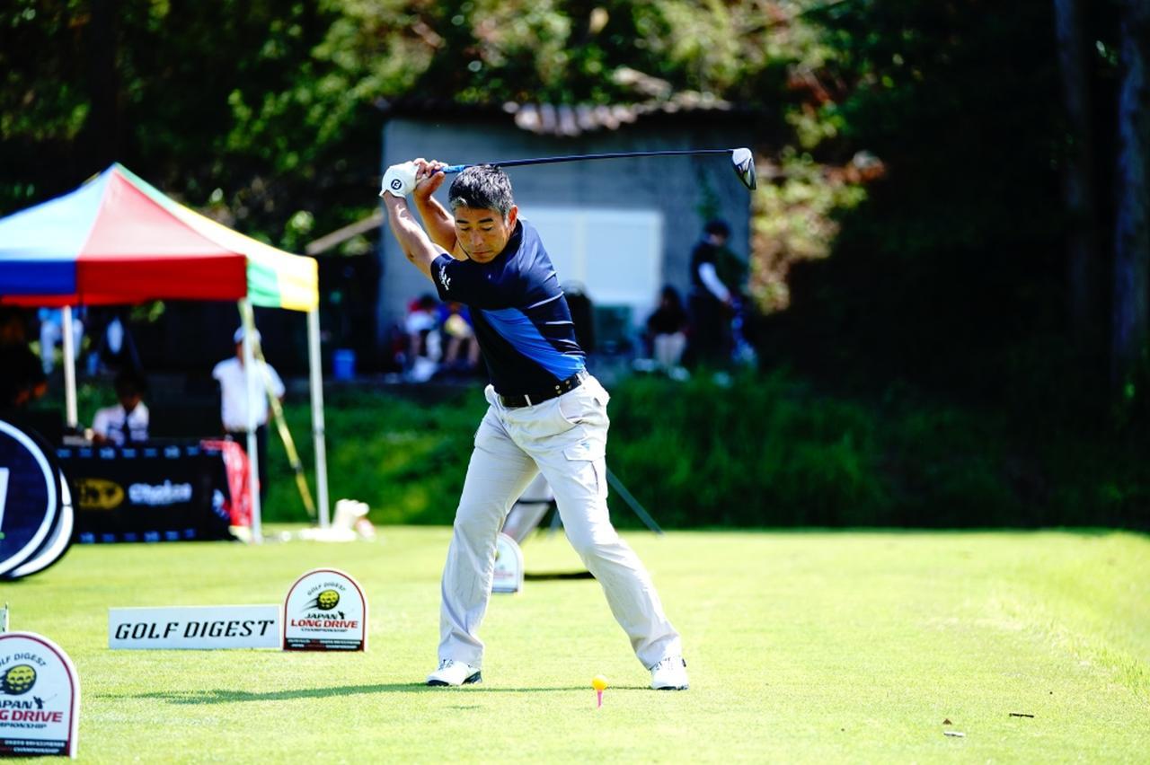 Images : 10番目の画像 - 白石康次郎のドライバー連続写真 - みんなのゴルフダイジェスト