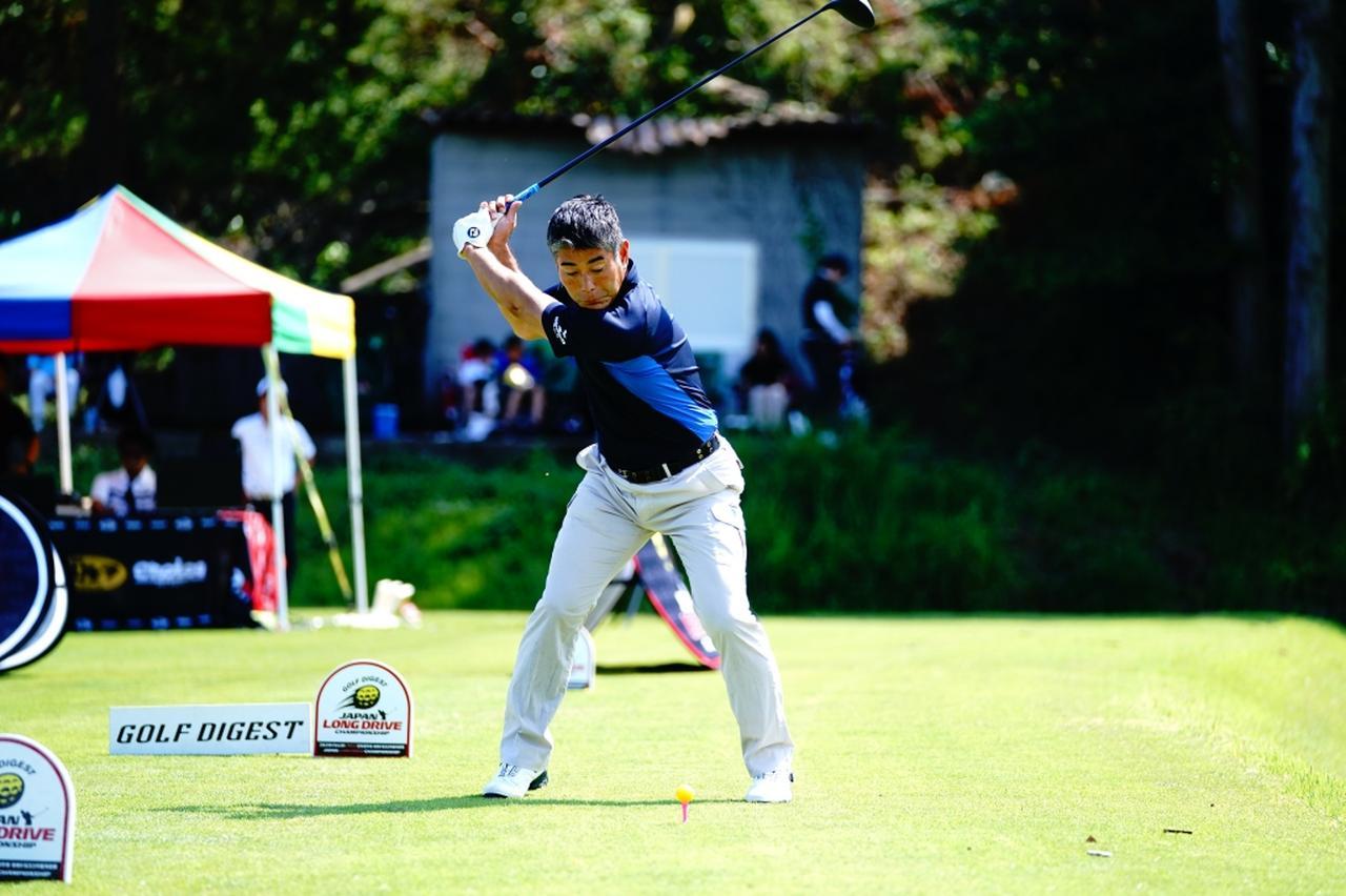 Images : 12番目の画像 - 白石康次郎のドライバー連続写真 - みんなのゴルフダイジェスト
