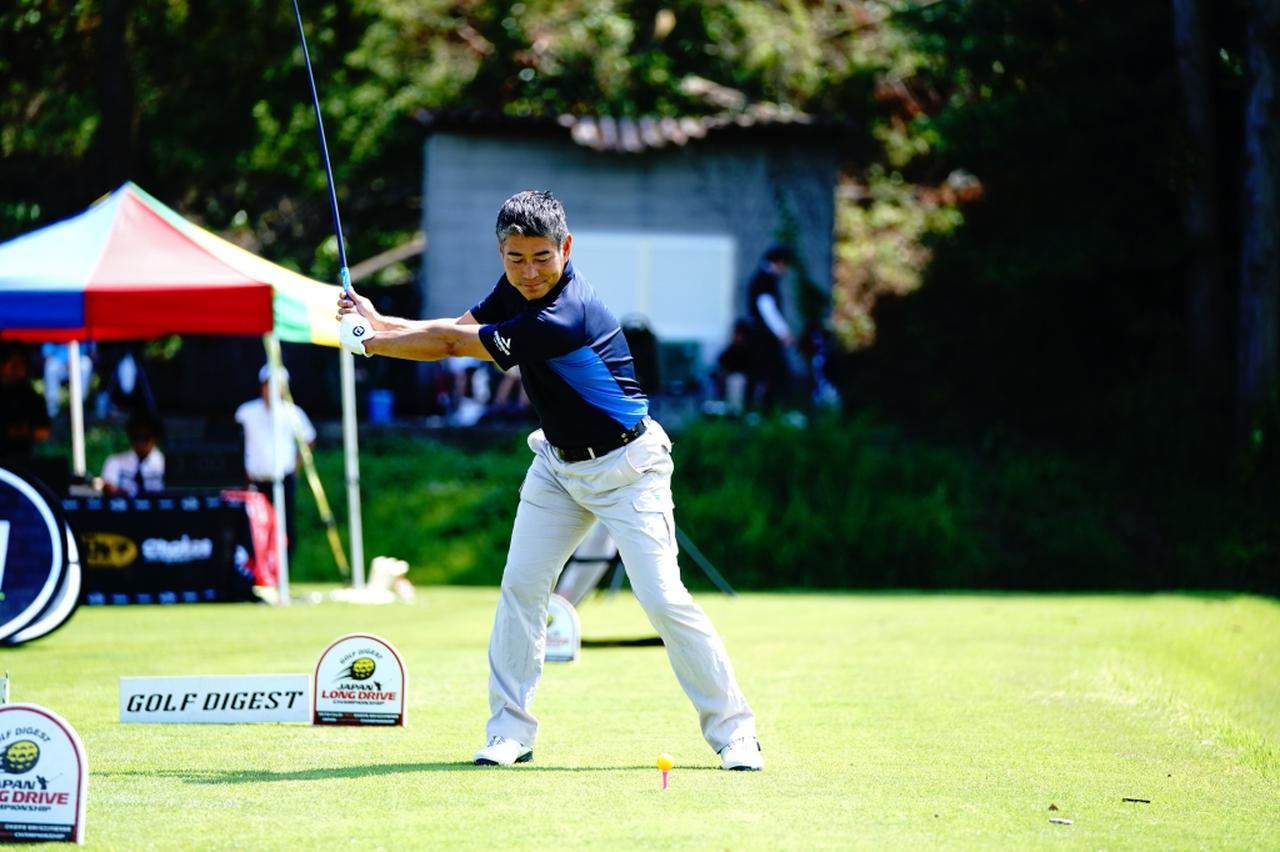 Images : 7番目の画像 - 白石康次郎のドライバー連続写真 - みんなのゴルフダイジェスト