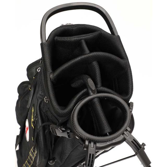 画像: 【クラブケース内蔵式】G.CORPS ランチャー スタンド式キャディバッグ|ゴルフダイジェスト公式通販サイト「ゴルフポケット」