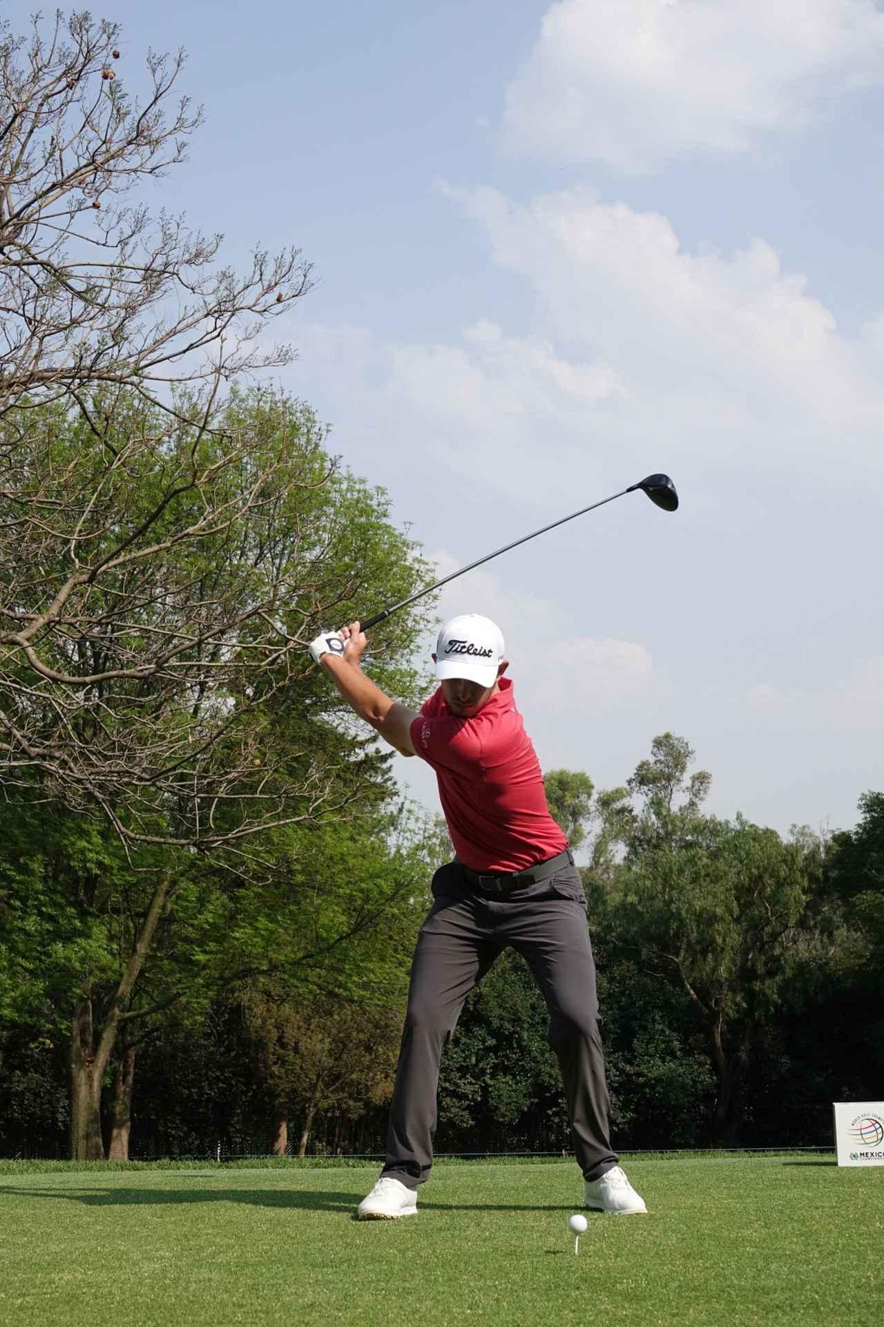 画像 : 9番目の画像 - パトリック・カントレーのドライバー連続写真 - みんなのゴルフダイジェスト