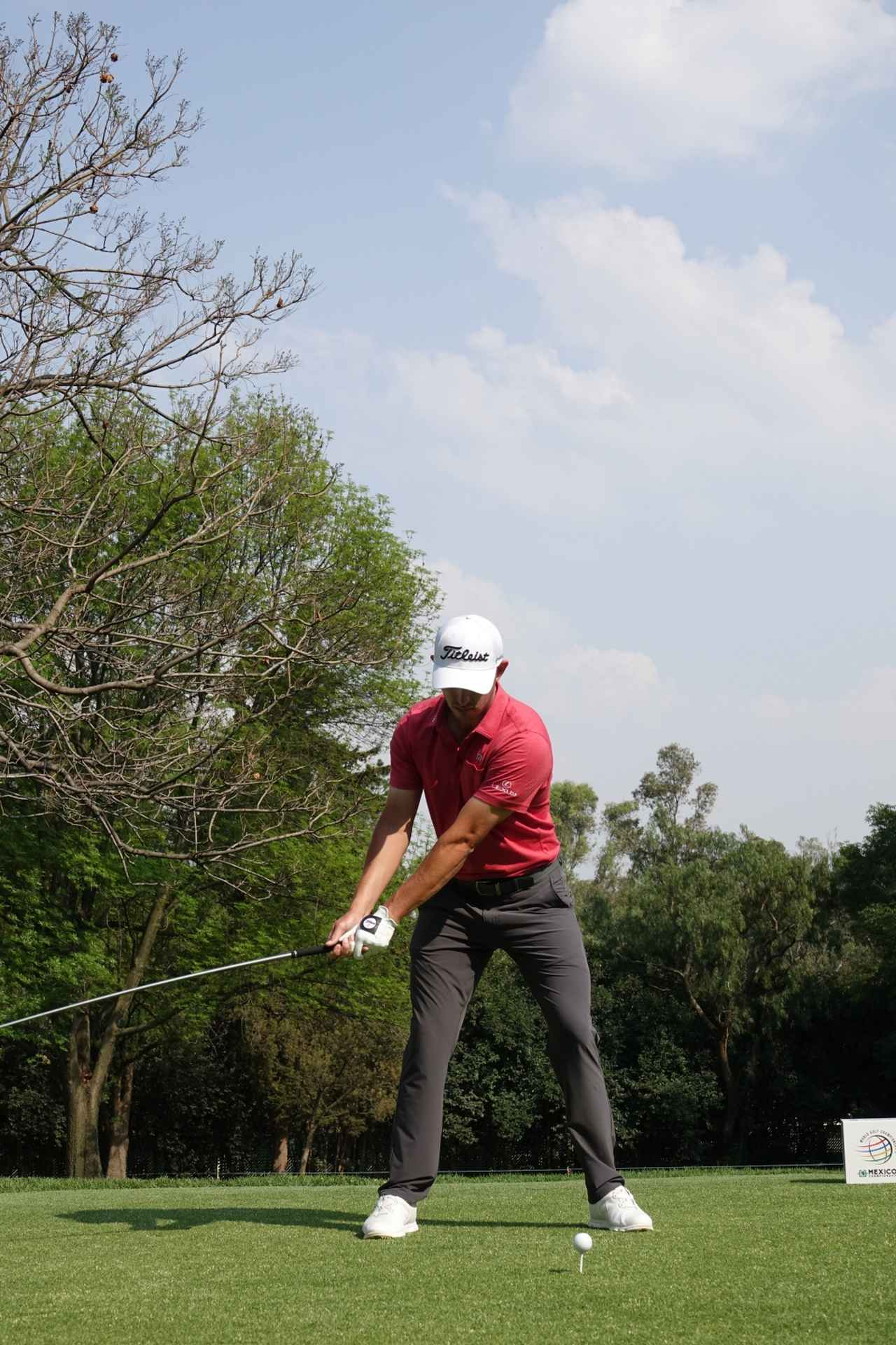 Images : 3番目の画像 - パトリック・カントレーのドライバー連続写真 - みんなのゴルフダイジェスト