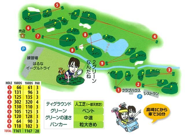 画像: 月刊ゴルフダイジェスト2013年1月号より掲載