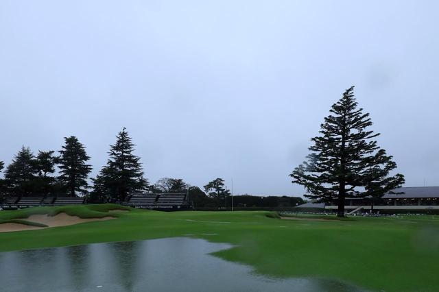 画像: 上級者は雨の日ゴルフを「グリーンが止まりやすい分スコアが出る」と考える