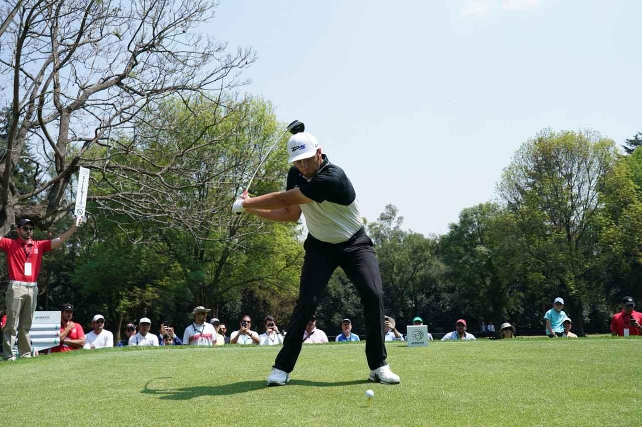 Images : 10番目の画像 - ジョン・ラームのドライバー連続写真 - みんなのゴルフダイジェスト
