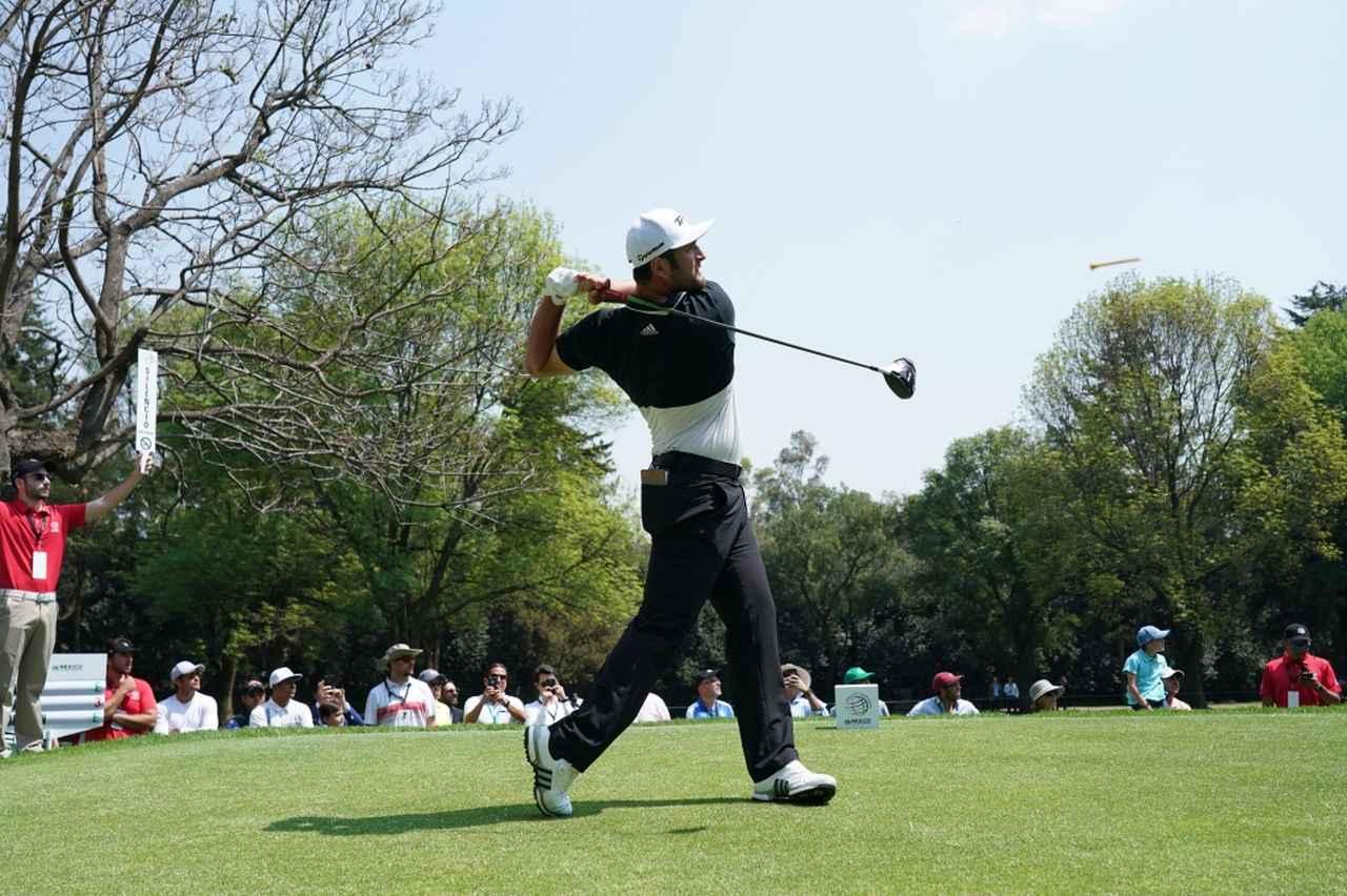 Images : 16番目の画像 - ジョン・ラームのドライバー連続写真 - みんなのゴルフダイジェスト