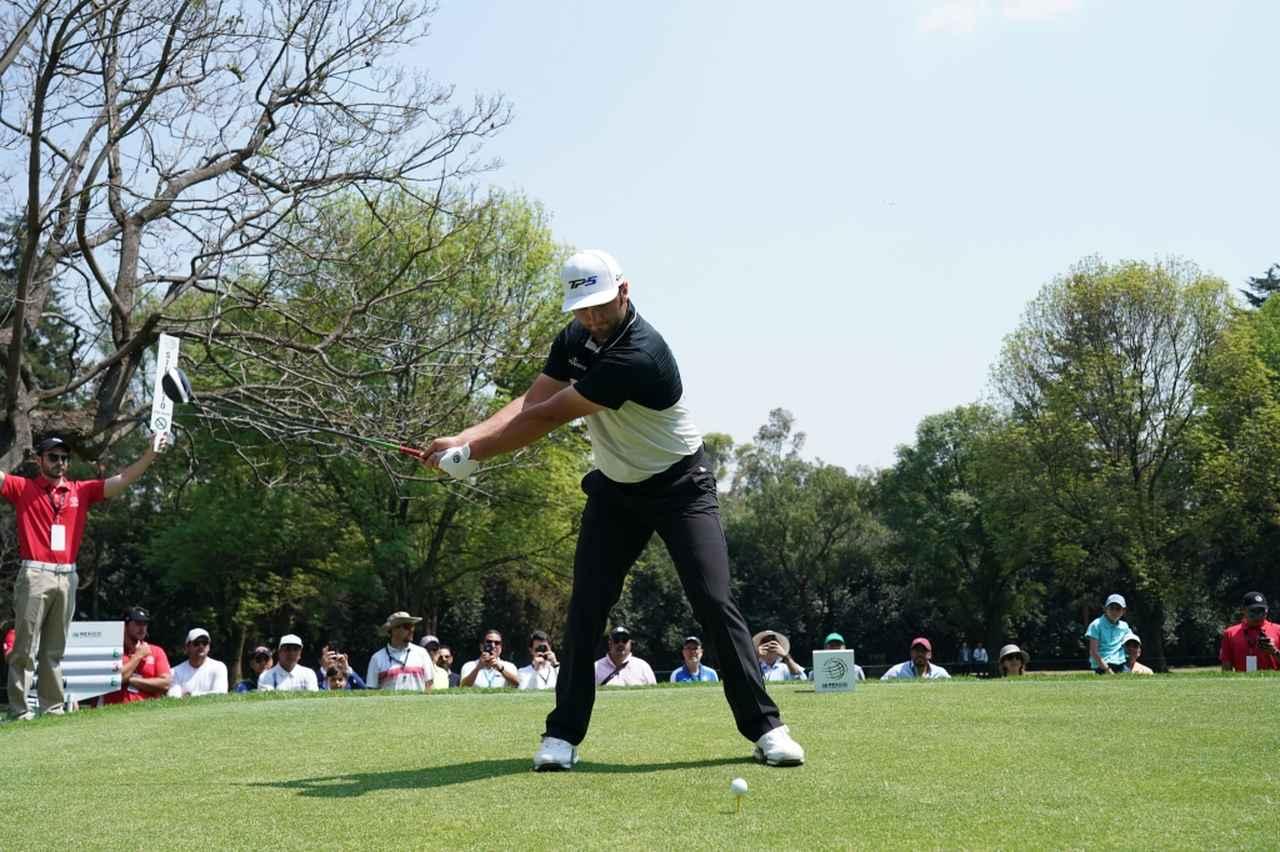 Images : 3番目の画像 - ジョン・ラームのドライバー連続写真 - みんなのゴルフダイジェスト
