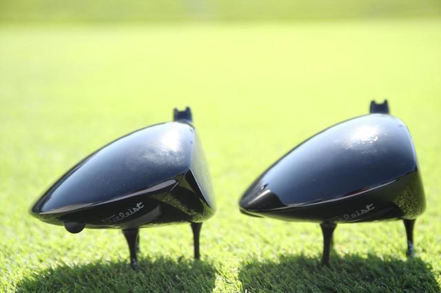 画像: 「TS2」(写真右)は「TS3」(写真左)に比べお尻が低く重心が深そうな見た目