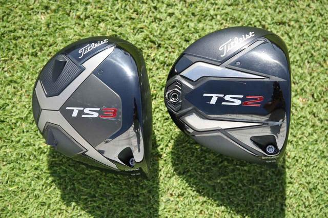画像: 写真左が「TS3」。右が「TS2」