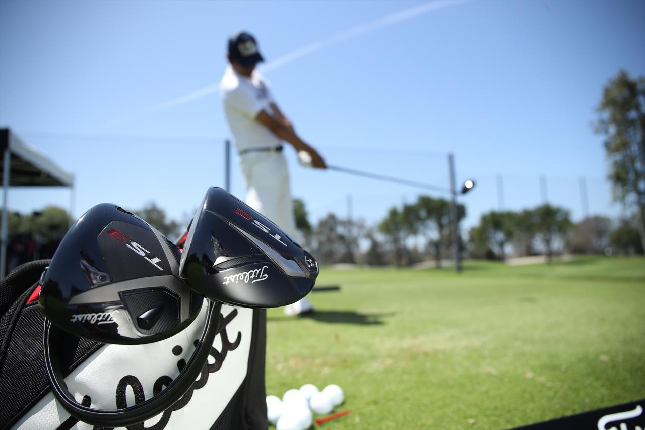 画像: タイトリストの本社があるカルフォルニア州カールスバットで「TS2」と「TS3」の実力をプロゴルファー中村修がテストした