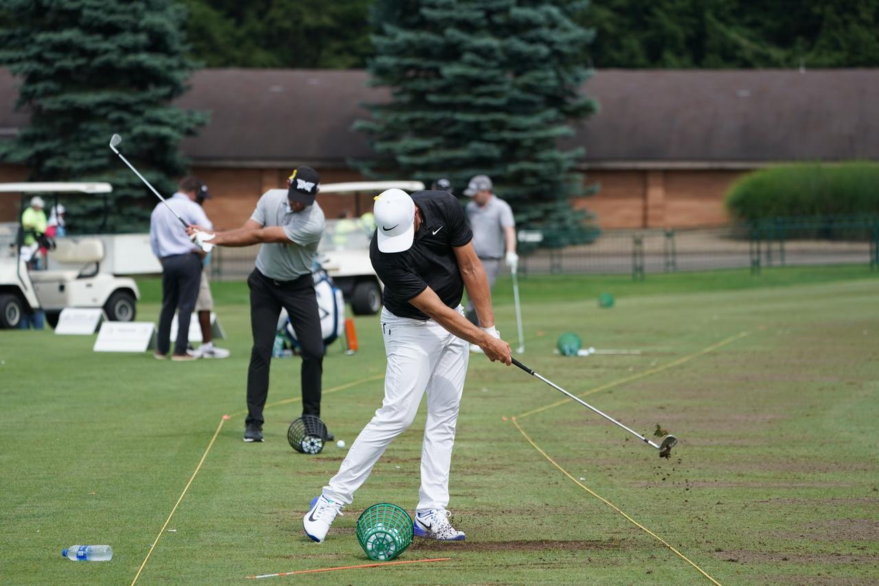 Images : 9番目の画像 - WGCで発見! ノーレンのスウィング - みんなのゴルフダイジェスト