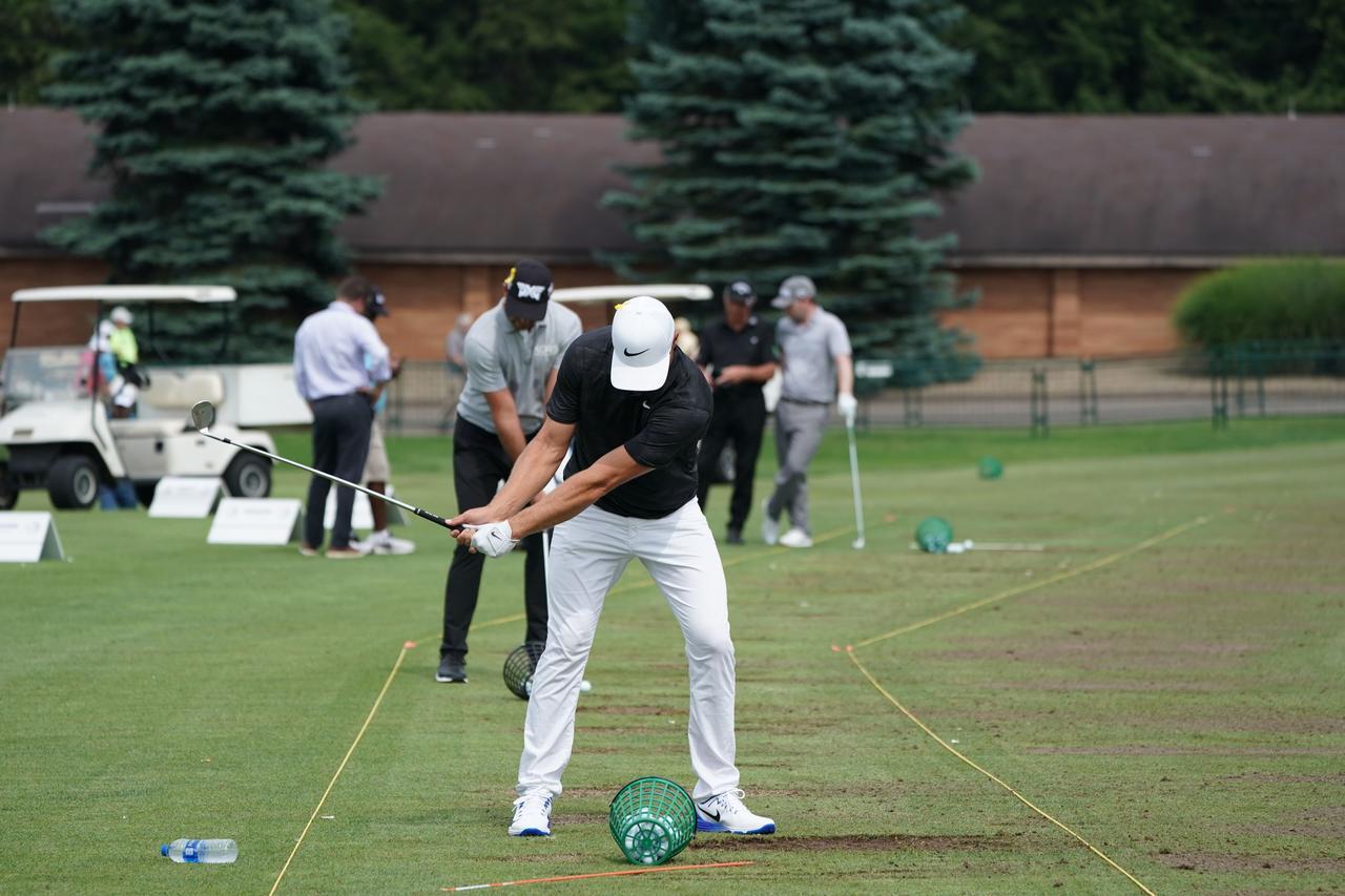 Images : 3番目の画像 - WGCで発見! ノーレンのスウィング - みんなのゴルフダイジェスト