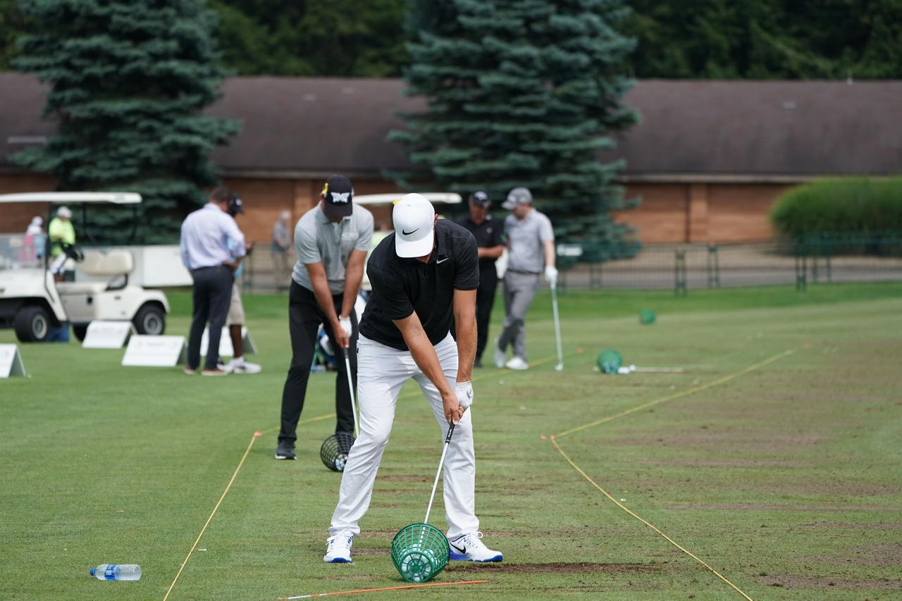 Images : 1番目の画像 - WGCで発見! ノーレンのスウィング - みんなのゴルフダイジェスト