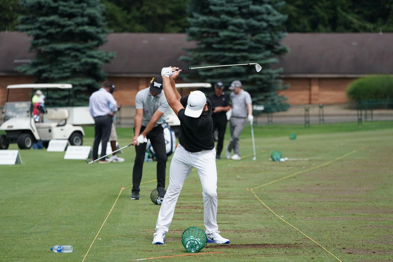 Images : 5番目の画像 - WGCで発見! ノーレンのスウィング - みんなのゴルフダイジェスト