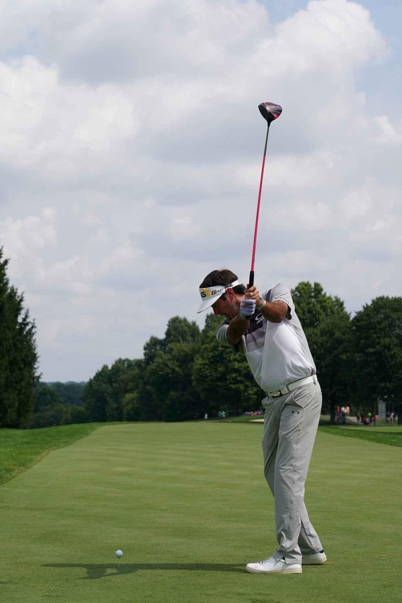 Images : 5番目の画像 - 強烈! バッバ・ワトソンのドライバーショット - みんなのゴルフダイジェスト
