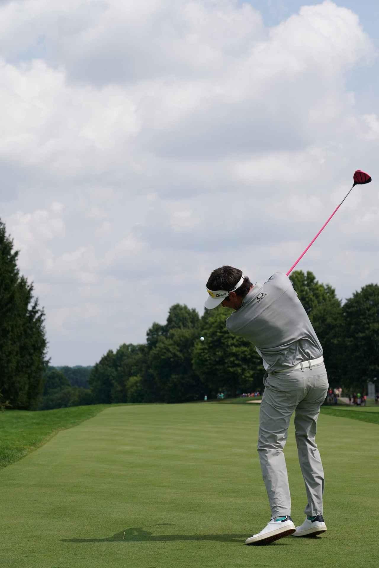 Images : 18番目の画像 - 強烈! バッバ・ワトソンのドライバーショット - みんなのゴルフダイジェスト