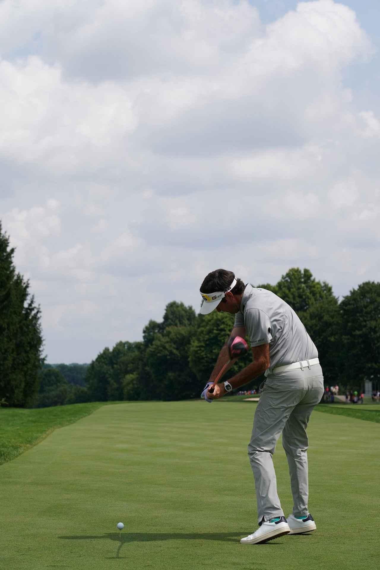 Images : 15番目の画像 - 強烈! バッバ・ワトソンのドライバーショット - みんなのゴルフダイジェスト