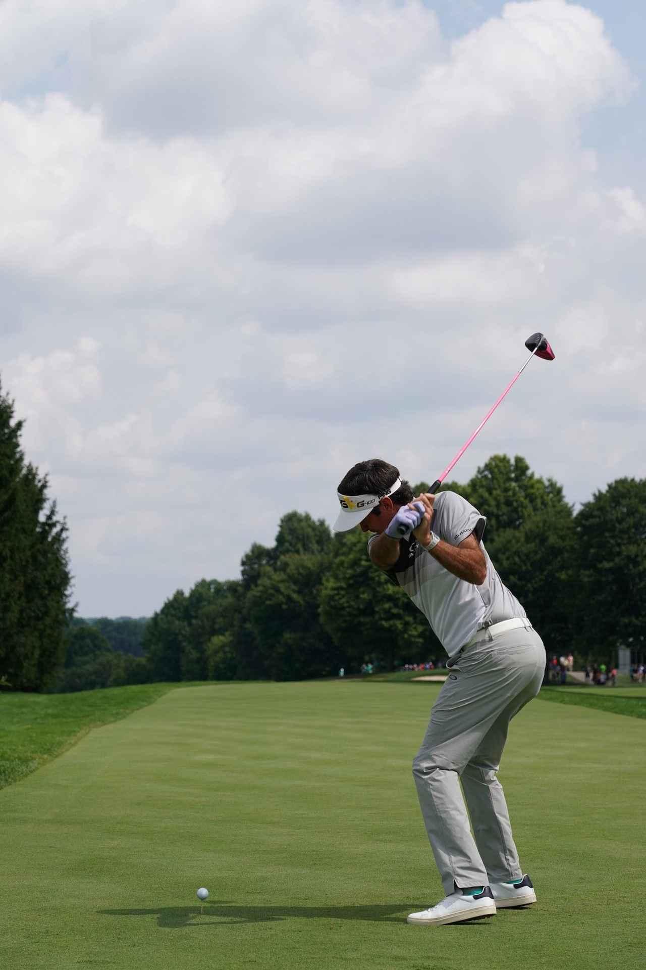 Images : 14番目の画像 - 強烈! バッバ・ワトソンのドライバーショット - みんなのゴルフダイジェスト
