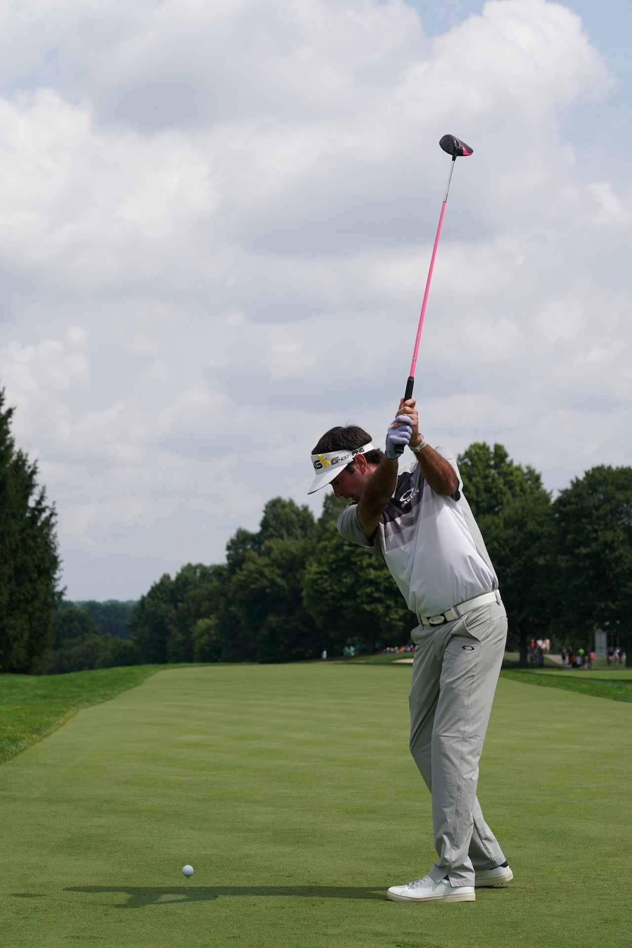 Images : 6番目の画像 - 強烈! バッバ・ワトソンのドライバーショット - みんなのゴルフダイジェスト