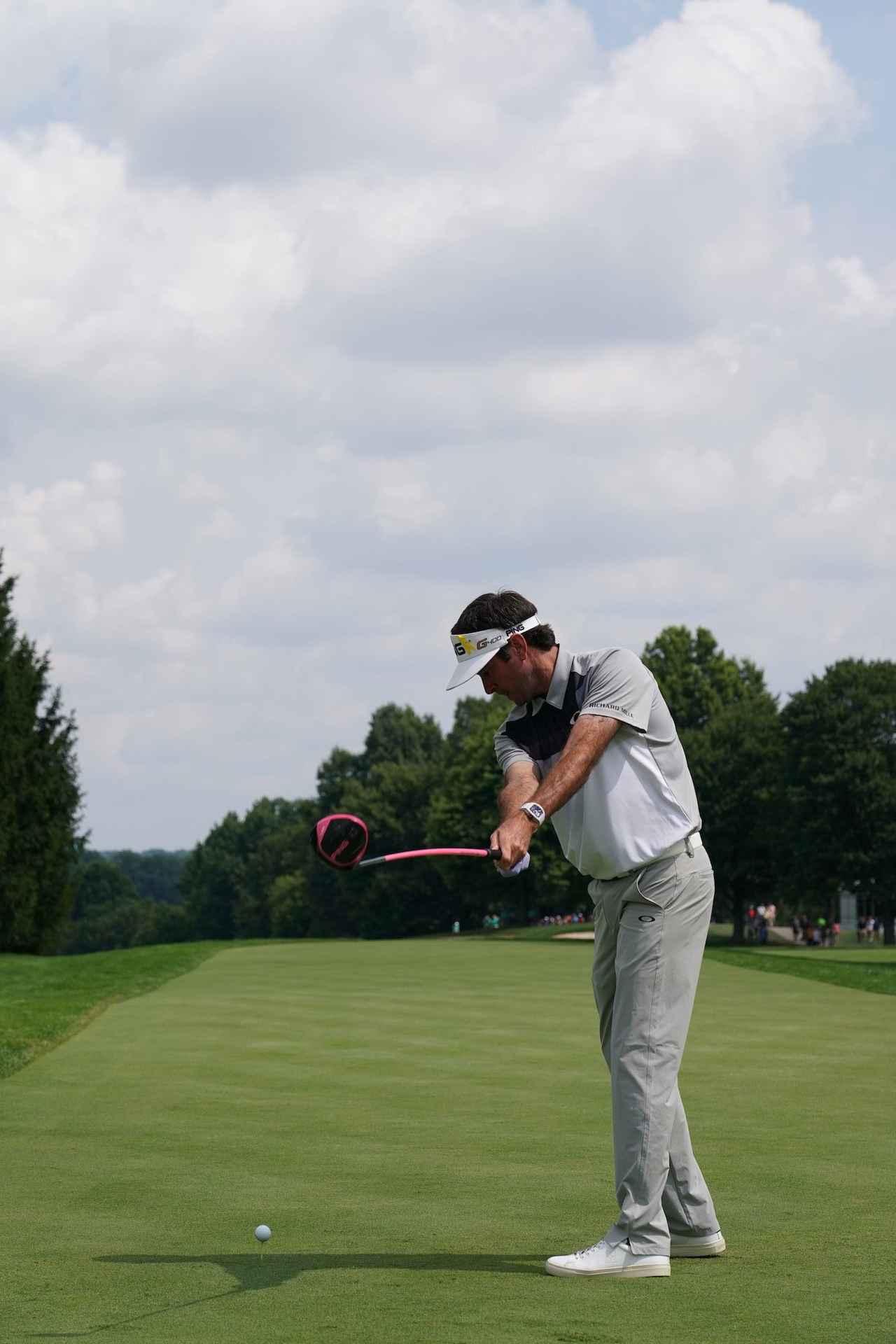 Images : 3番目の画像 - 強烈! バッバ・ワトソンのドライバーショット - みんなのゴルフダイジェスト