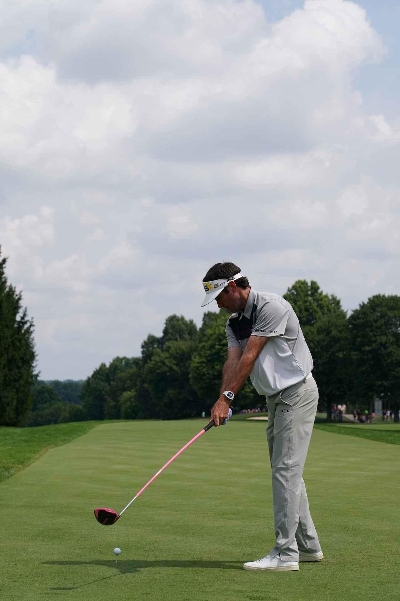 Images : 2番目の画像 - 強烈! バッバ・ワトソンのドライバーショット - みんなのゴルフダイジェスト
