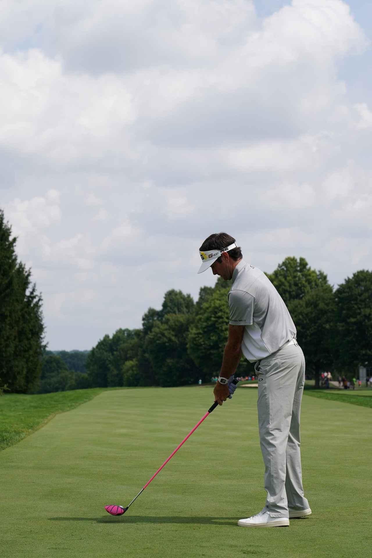 Images : 1番目の画像 - 強烈! バッバ・ワトソンのドライバーショット - みんなのゴルフダイジェスト